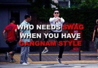 swag is for pussys my friend