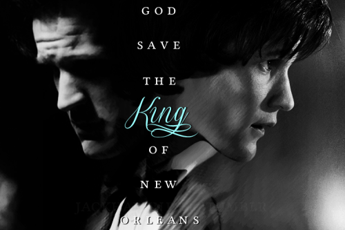 GOD SAVE THE KING OF NEW ORLEANS. THE RISE & FALL OF THE PRECIOUS (PD).04 SEPTEMBER 2012 ; @JACKHARKNESS.So set him up, Let him fall. Turn him over in your hands. God save the King of New Orleans.