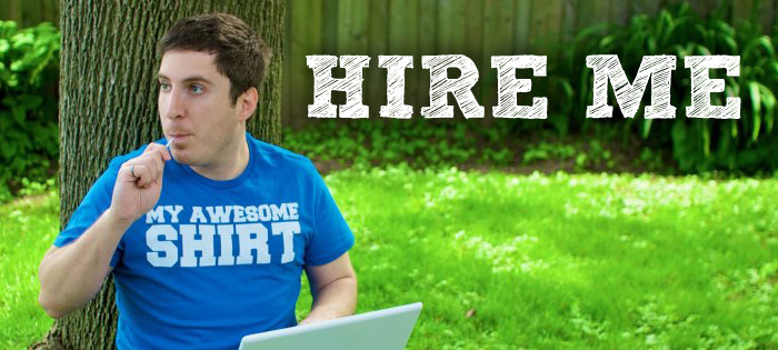 cutlerish:  Hire Me!  My name is Jeremy Cutler. I'm looking to relocate to New York, where I'm searching for a web application front-end developer job!  Why Would I Make A Great Addition To Your Development Team?  I am passionate about developing software and web applications for high-level functionality and low-level performance with a strong focus on usability. My professional and personal endeavours are often marked by a great attention to detail that complements cohesive integration of larger scale projects.  I studied Computer Engineering at both the Bachelor's and Master's levels and have since been able to leverage a wide variety of skills in both computer software and hardware in my work as a compiler developer at IBM and as a freelance web application designer and developer of a wildly popular open-source multi-platform browser extension, Missing e.  I love opportunities to take advantage of my experience with coding at the lowest levels of computer technology and developing front-end interfaces. My thirst for knowledge and new skills will, no doubt, enable me to make quite a difference wherever my career takes me!  Find Me On Other Sites  Professional Profile LinkedIn Profile Profile on Careers at Stack Overflow GitHub Profile