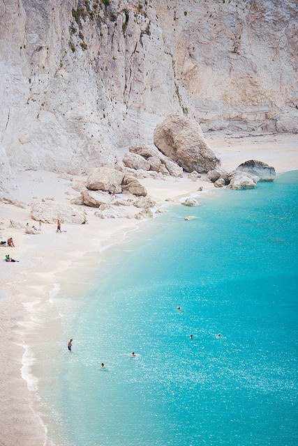 honeysucculents:  Porto Katsiki, Lefkada, Greece