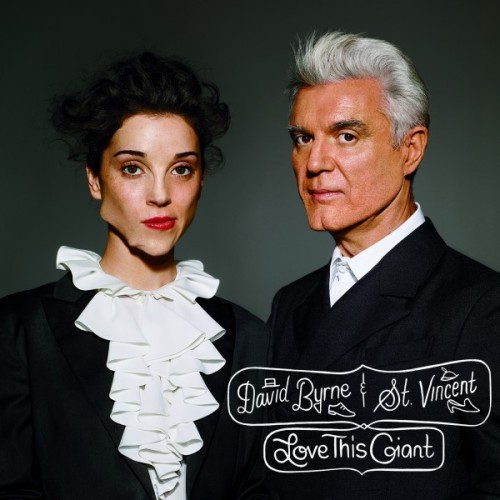 Listen: David Byrne & St. Vincent — 'Love This Giant'