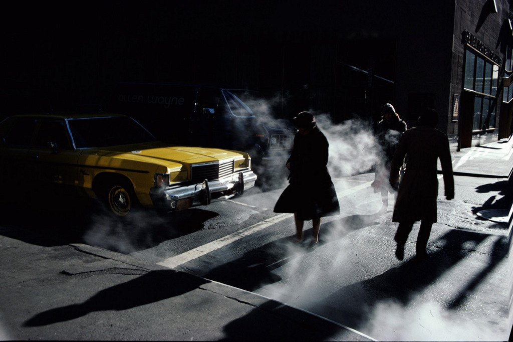 "Ernst Haas ""New York"" (1980) (source)"