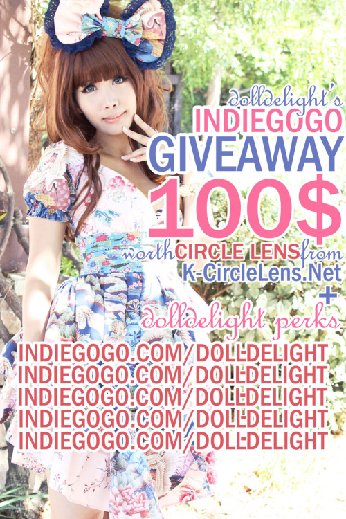 dolldelight:  HOW TO WIN:http://blog.dolldelight.com/2012/09/indiegogo-giveaway.html