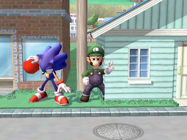 Luigi ur so fabulous