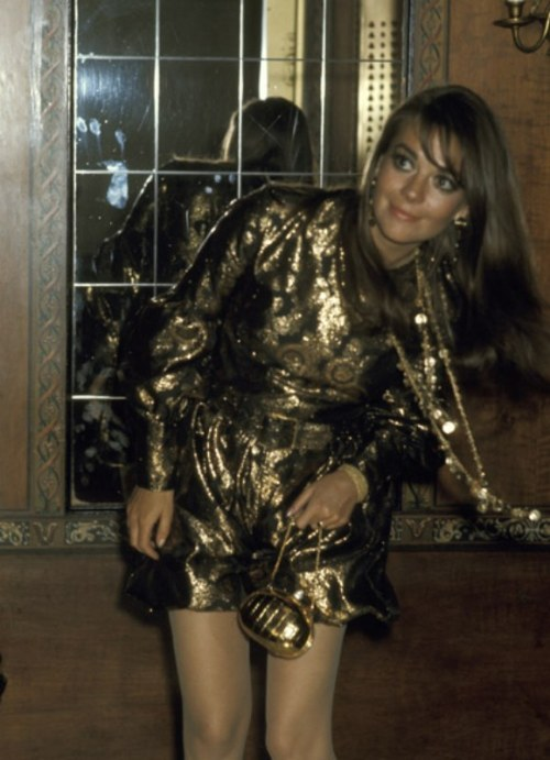 Natalie Wood, 1970s. Golden girl…