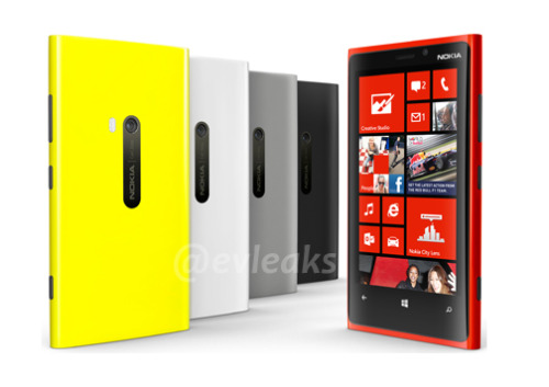 Nokia's Lumia 920 PureView Windows Phone 8 handset, expected to be unveiled officially in New York on Wednesday, will feature wireless charging and an 8-megapixel camera, according to new leaks