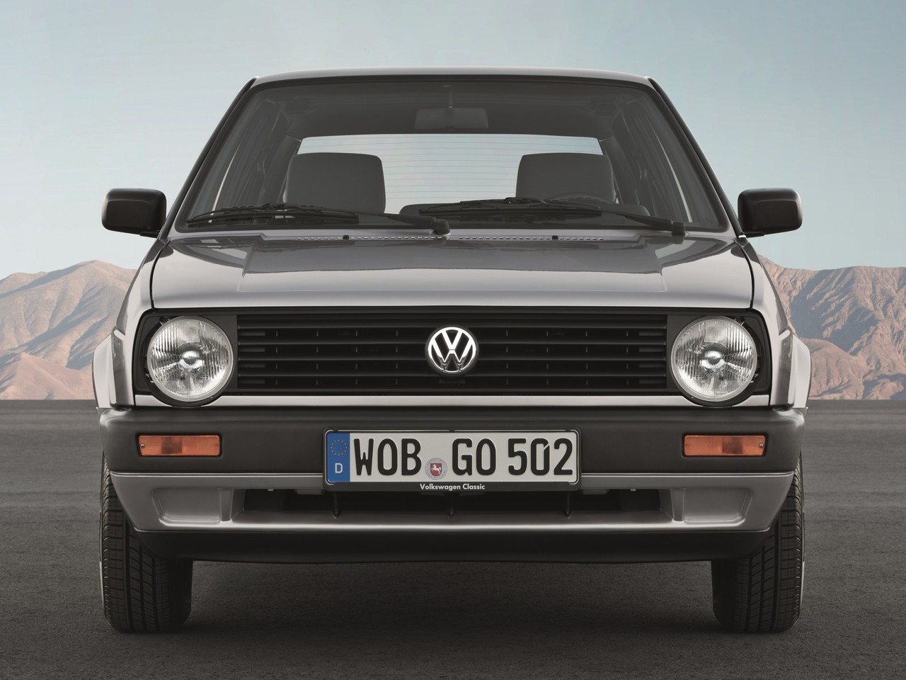 1987-92 Volkswagen Golf 5-door (Typ 1G)