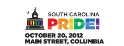 South Carolina Pride   2012 FESTIVAL     MAIN STREET, COLUMBIA SC OCTOBER 20, 2012 http://www.scpride.org