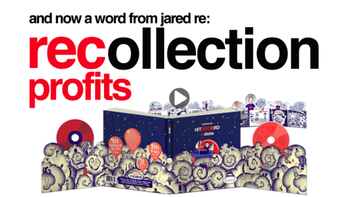 hitrecord:   PROFIT PROPOSALS FOR RECollection Vol. 1 ARE POSTED! CHECK 'EM OUT! :oD == We have just posted the Profit Proposals for RECollection Vol. 1. These profits are for when it went on sale in October 2011 up until June 2012. There will be two weeks of discussion, so join the conversation & give us your thoughts by September 18th! == Thanks to all the contributing artists for all your awesome work! <3     Oooooh baby I'm getting fourteen dollas outta this musical MF. ROLLING IN THE DEEP.