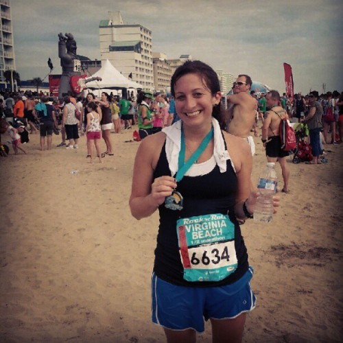 Finisher! (Taken with Instagram)
