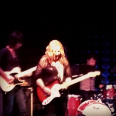 Melissa Etheridge at Joe's Pub yo!! #music #rock #lesbian #industry #newmusic (Taken with Instagram at Joe's Pub)