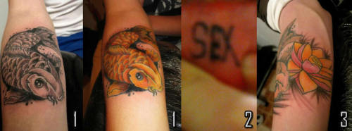 My Tattoos <3