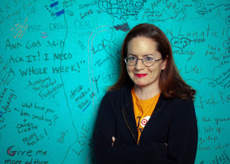 "San Francisco Comedy and Burrito Festival Countdown: Martha Kelly (""My dream burrito = ground beef, rice, lettuce, & cheese with red sauce, sour cream & guacamole on top. Did I win? #probably"") [37 Days Left]"