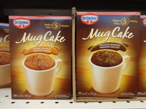 Mug Cake; one of those wtf moments?!