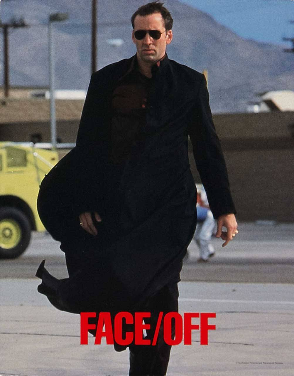 Face/Off, US lobby card. 1997