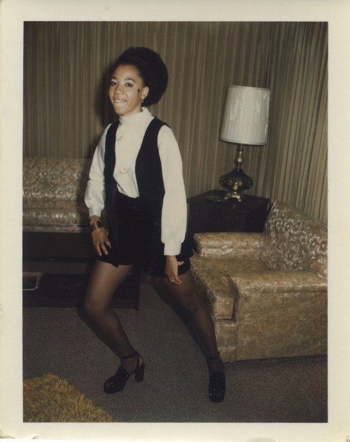 Ready for Soul Train Early 1970's ©WaheedPhotoArchive, 2012