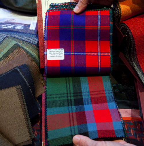 Quality fabric, the foundation of excellent menswear.