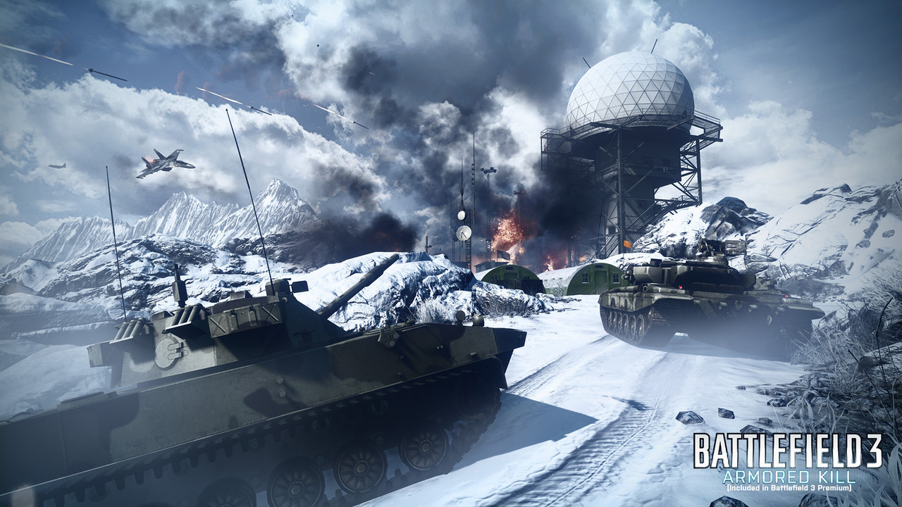 You Should Watch The Battlefield 3 Armored Kill Launch Trailer #BF3 - http://www.hardcoreshooter.com/battlefield-3-news/battlefield-3-armored-kill-launch-trailer-unveiled.html