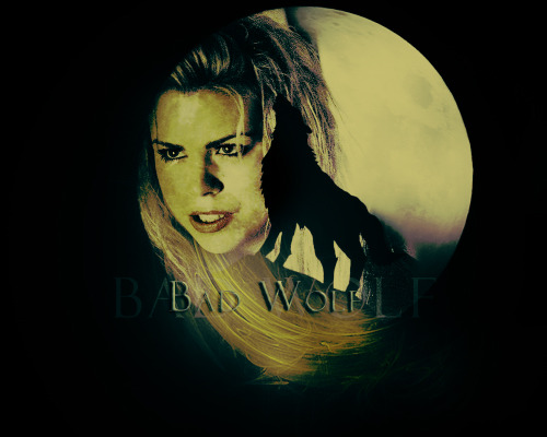 I am the Bad Wolf. I create myself. - Rose Tyler, The Parting of Ways