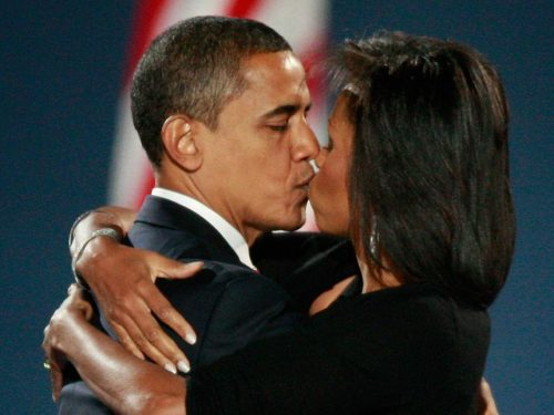 "dddmagazine:  ""Barack knows the American Dream because he's lived it…and he wants everyone in this country to have that same opportunity, no matter who we are, or where we're from, or what we look like, or who we love.  And he believes that when you've worked hard, and done well, and walked through that doorway of opportunity…you do not slam it shut behind you…you reach back, and you give other folks the same chances that helped you succeed."" - Michelle Obama"