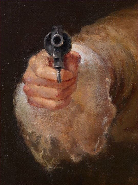 (detail) Despair, Helene Knoop
