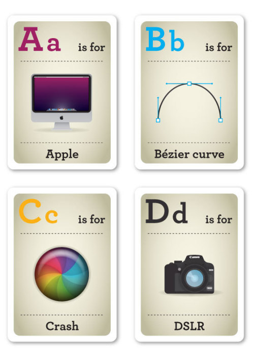 (via Design Nerds Flash Cards on the Behance Network)