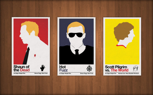 The Edgar Wright Series by Ryan Polly