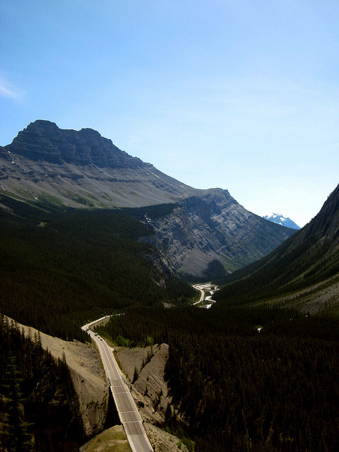 ourwildways:  Athabasca Valley by b_vds on Flickr.the open road