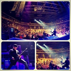 Our show tonight at #CedarParkCenter in #Austin, #Texas.  (Taken with Instagram at Cedar Park Center)
