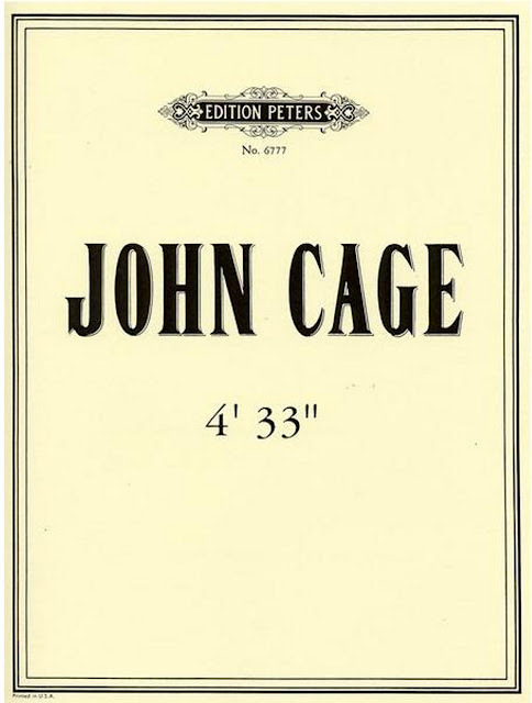 "nprmusic: Today would have been the 100th birthday of John Cage, a radical composer and music philosopher that continues to challenge our notion of sound, and NPR Music has a number of features lined up. Let's start with an oldie, but a goodie from 2000 on All Things Considered: The Story Of '4'33""'."