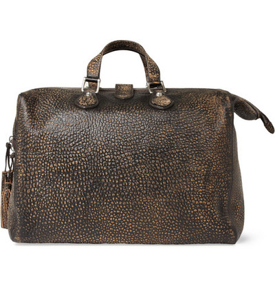 Gucci - Burnished Crocodile-Embossed Leather Holdall - Mr.Porter | Anchor Division