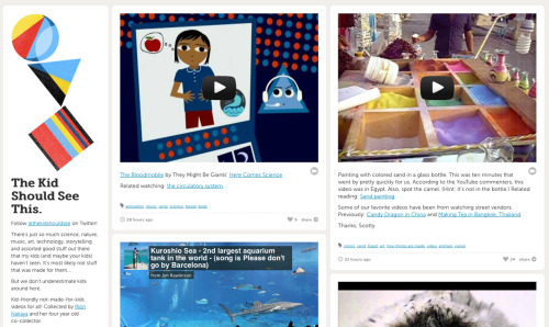 Educational videos for kids that's co-curated by a four-year-old