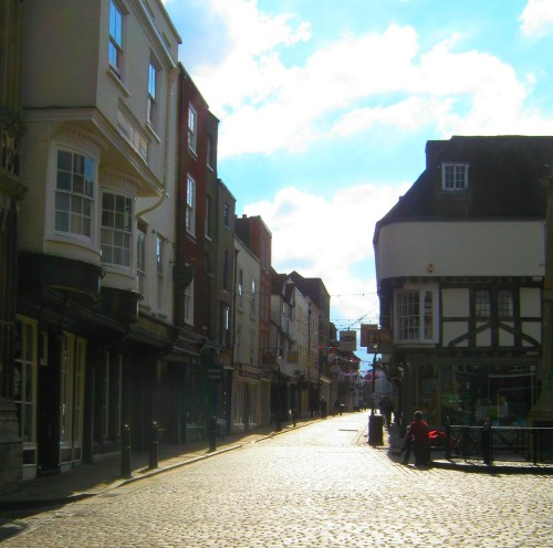 "fuckitandmovetoengland:  Canterbury, Kent, UK  ""Home sweet home"""