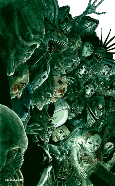 deantrippe:  Doctor Who Carnival of Monsters cover by ~cpwilsoniii  Wow. I'm surprised this ep hasn't been written yet.