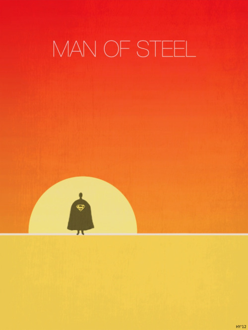 Man of Steel by Hayden Yale