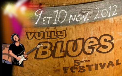 Here's more info on the  5ème Vully Blues Festival à Praz:  Friday and Saturday; 9 and 10 November 2012 sixteen bands will be playing in eight wineries (caveaux), one band per caveau per evening (although only 15 bands are listed at this time) the festival starts at 7:30pm Friday and 7pm Saturday. The timing of each band is staggered a bit so that there are always several bands playing. See the Programme. There WILL be wine served…