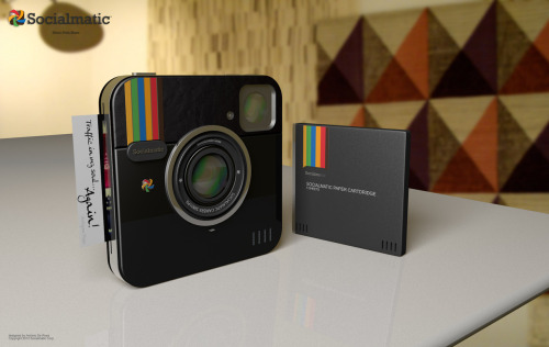 "Via Raw File:  The Socialmatic concept camera we reported on back in May, that would take pictures, apply filters and then print the photos out on paper, looks like it could be coming a reality. The company proposing to build the camera, ADR Studio, has found a private investor as well as a business partner and says it is close to signing contracts with hardware and software manufactures. ""We hope to have the contracts signed in the next week,"" says project founder Antonio De Rosa. If everything goes to plan, De Rosa says he hopes to have a working prototype by the end of the year and the cameras in consumer's hands by the middle of 2013.  What do you think about the Socialmatic, if it comes to fruition? Silly gimmick? Cool  new toy? Revolutionary technology?"