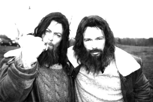reedusforever:  they look good as cavemen!