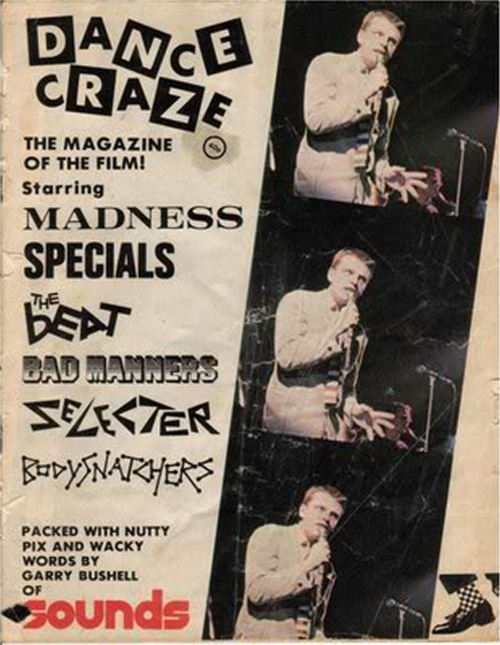 Dance Craze, Sounds Magazine Special