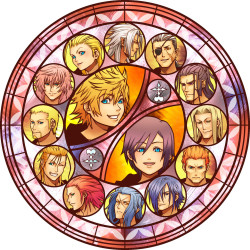 utadasam72:  Awesome pic of Organization XIII-XIV xD