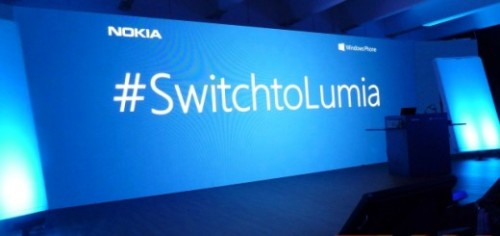 (via Live From Nokia's 'Switch to Lumia' Launch Event in New York)