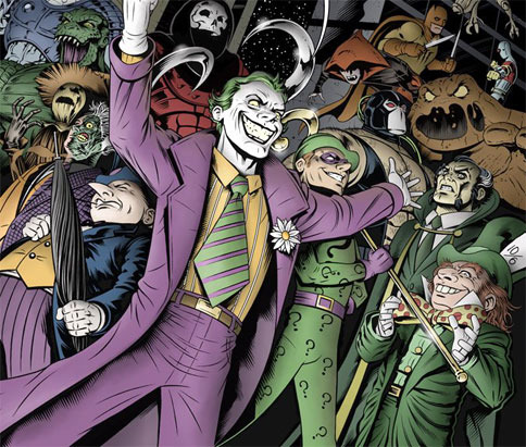 batman-rouges-gallery:  The Rogues Gallery