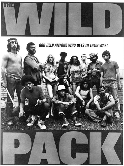 The Wild Pack / The Sandpit Generals - USA, 1971