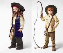 Kids Dressed as Famous Movie Characters For Brazilian Cineplex Ads (via laughingsquid)