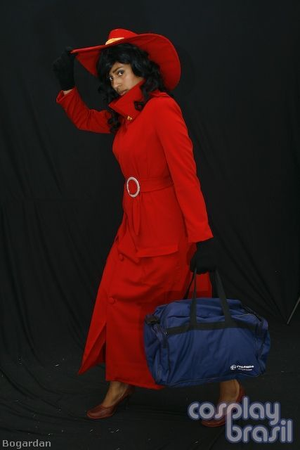 X Character:Carmen Sandiego Series:Where in the World is Carmen Sandiego?