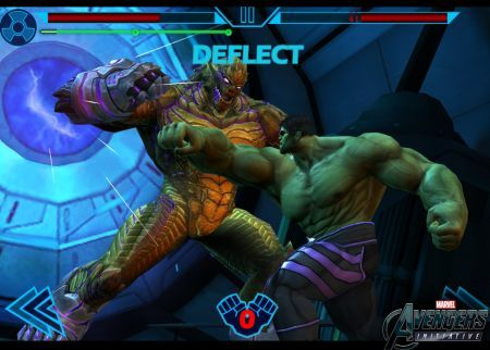 Marvel Avengers Initiative brings Infinity Blade hack-and-slash to the world of the Avengers Mike Schramm, tuaw.com Mar­vel (and its games divi­sion) has unveiled a brand new game for iOS called Mar­vel Avengers Ini­tia­tive. This game has been teased for a lit­tle while now, and TUAW was lucky enough to see an in-progress ver­sion a few weeks ago. In just a fe…