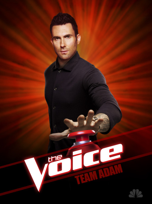 nbctv:  Heads up, #TeamAdam! Don't miss Adam Levine chat about The Voice Season 3 on The Tonight Show TONIGHT!