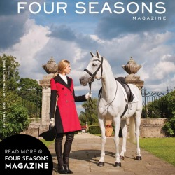Just in time for Fashion Week—The Fashion Issue from Four Seasons Magazine. Go ahead, catch up with Wu, Van Cleef and Louboutin.