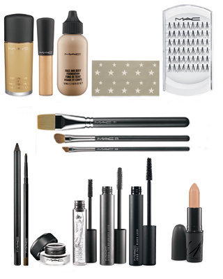 Carine's Makeup Collection With M.A.C.