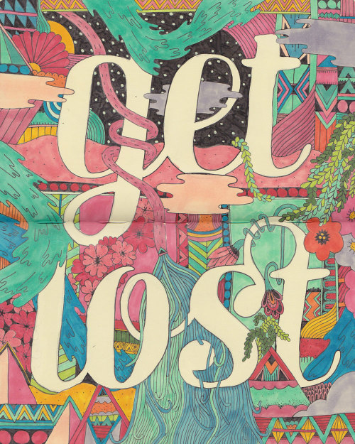 GET LOST. It's that simple :)